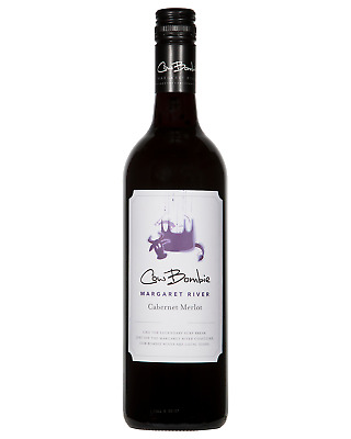 Cow Bombie Cabernet Merlot case of 6 Dry Red Wine 750mL Margaret River