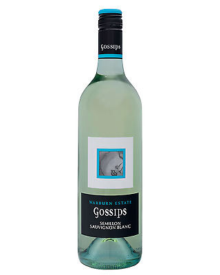 Gossips Semillon Sauvignon Blanc case of 6 Dry White Wine 750mL
