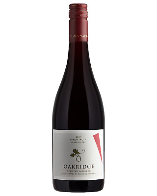 Oakridge Over The Shoulder Pinot Noir case of 6 Dry Red Wine 750mL Yarra Valley