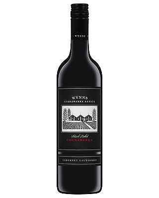 Wynns Black Label Cabernet Sauvignon 2012 case of 6 Dry Red Wine 750mL