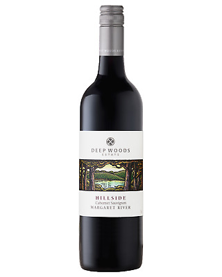 Deep Woods Hillside Cabernet Merlot bottle Dry Red Wine 750mL Margaret River