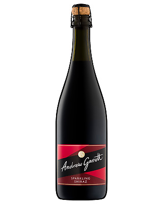 Andrew Garrett Sparkling Shiraz case of 6 Sparkling Red Wine Non Vintage* 750mL