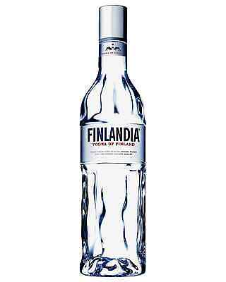Finlandia Vodka 700mL case of 6
