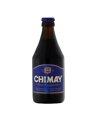 Chimay Blue 330mL case of 12 International Beer Trappist