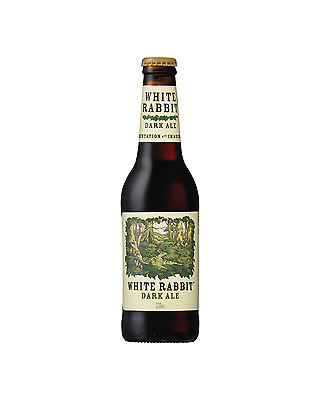 White Rabbit Dark Ale 330mL case of 24 Craft Beer