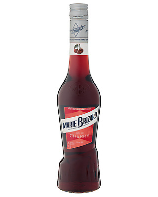 Marie Brizard Cherry Brandy 500mL case of 6 Liqueur Fruit Liqueurs