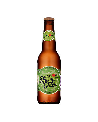 Batlow Cider Co Premium Apple Cider 330mL case of 24
