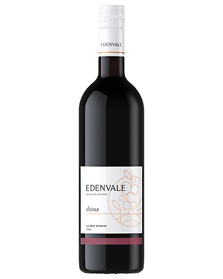 Edenvale Shiraz - Low in alcohol case of 6 Low alcoholic wine Dry Red 750mL