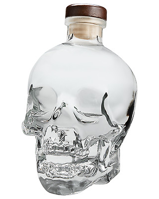 Crystal Head Vodka 700mL case of 6