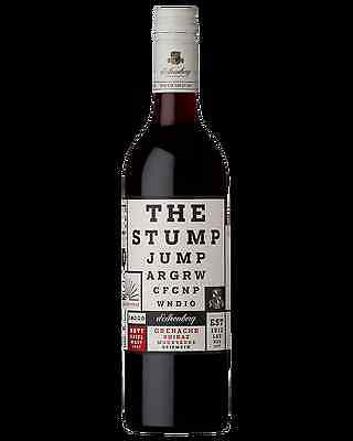 d'Arenberg Stump Jump Grenache Shiraz Mourvedre case of 12 Dry Red Wine 750mL