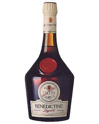 Dom Bénédictine Herbal Liqueur 700mL case of 6 Herbal Liqueurs