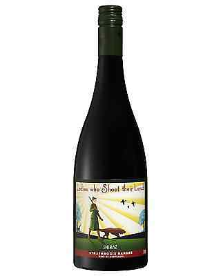 Fowles Wine Ladies Who Shoot Their Lunch Shiraz case of 6 Dry Red 750mL