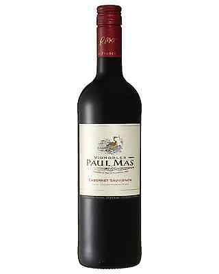 Paul Mas Cabernet Sauvignon case of 6 Dry Red Wine 750mL Languedoc-Roussillon