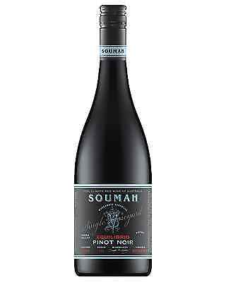 Soumah Equilibrio Pinot Noir bottle Dry Red Wine 750mL Yarra Valley