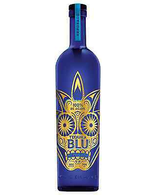 Tequila Blu Reposado 700mL case of 6