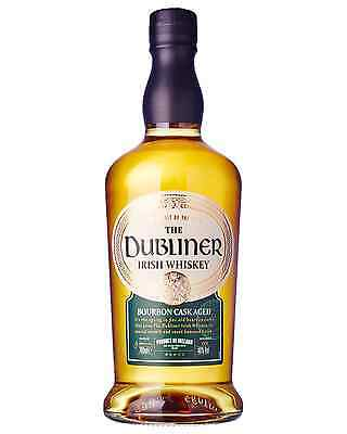 Dubliner Irish Whiskey 700mL case of 6