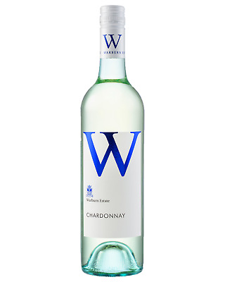 Warburn Premium Reserve Chardonnay case of 6 Dry White Wine 750mL Barossa Valley