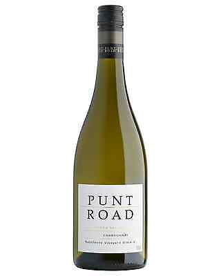 Punt Road Chardonnay bottle Dry White Wine 750mL Yarra Valley