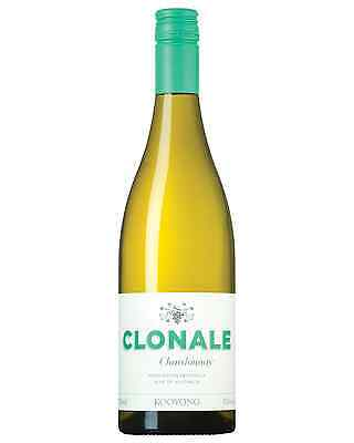 Kooyong Clonale Chardonnay case of 6 Dry White Wine 750mL Mornington Peninsula