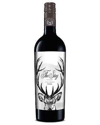 Shiraz The Stag case of 6 Dry Red Wine 750mL