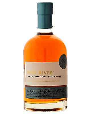 Spey River 12 Year Old Scotch Whisky 700mL case of 6 Single Malt Speyside