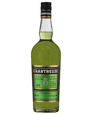 Chartreuse Green 700mL case of 12 Liqueur Herbal Liqueurs