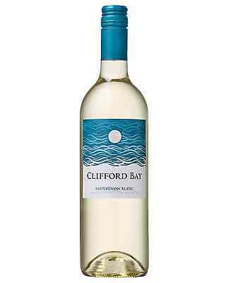 Clifford Bay Sauvignon Blanc case of 6 Dry White Wine 750mL Marlborough