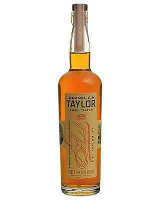 E.H. Taylor Small Batch Bourbon Whiskey 750mL case of 6 American Whiskey