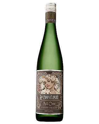De Bortoli La Boheme Act One Riesling bottle Dry White Wine 750mL Yarra Valley