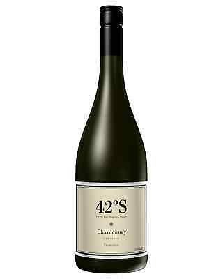 Frogmore Creek 42 degrees South Chardonnay bottle Dry White Wine 750mL