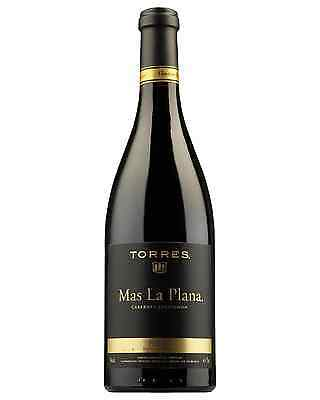 Torres Mas La Plana bottle Cabernet Sauvignon Dry Red Wine 750mL Penedes