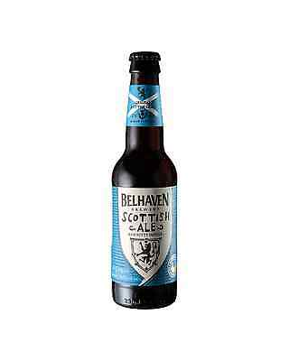 Belhaven Scottish Ale 330mL case of 24 Craft Beer