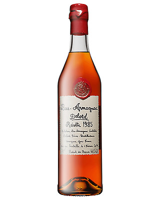 Delord 1985 Bas Armagnac 700mL bottle Brandy