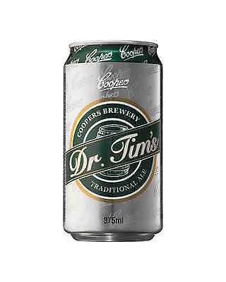 Coopers Dr Tim's Traditional Ale Cans 375mL case of 24 Australian Beer