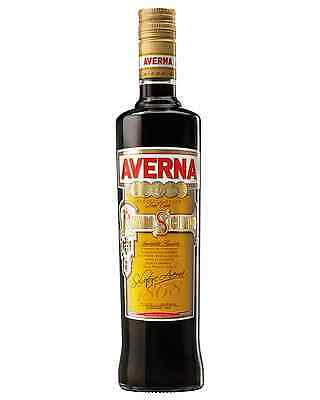 Averna Amaro Siciliano Liqueur 700mL bottle Herbal Liqueurs