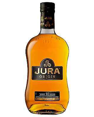 Jura 10 Year Old Scotch Whisky 700mL bottle Single Malt Highland