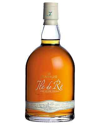 Camus Ile De Re Fine Island Cognac 700mL case of 6 Brandy