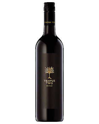 Tempus Two Hunter Valley Shiraz case of 6 Dry Red Wine 2015* 750mL