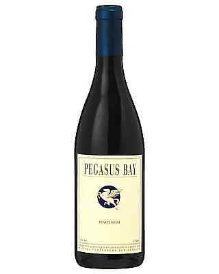 Pegasus Bay Pinot Noir case of 6 Dry Red Wine 750mL Canterbury