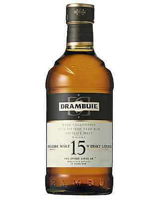 Drambuie 15 Year Old Scotch Whisky Liqueur 700mL case of 6 Whisky Liqueurs