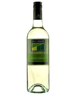 Coldstone Pinot Grigio case of 6 Dry White Wine 750mL