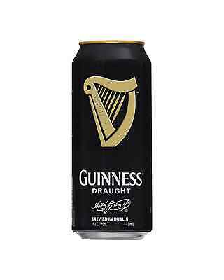 Guinness Draught Cans 440mL case of 24 International Beer Stout