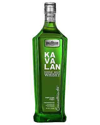 Kavalan Concertmaster Single Malt Taiwanese Whisky 700mL bottle