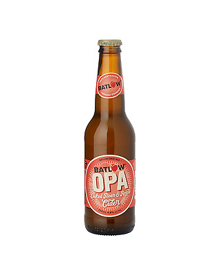 Batlow Cider Co OPA Cider 330mL case of 24 Pear & Apple Cider
