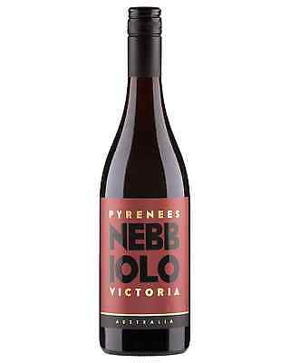 Blue Pyrenees Nebbiolo case of 6 Dry Red Wine 750mL