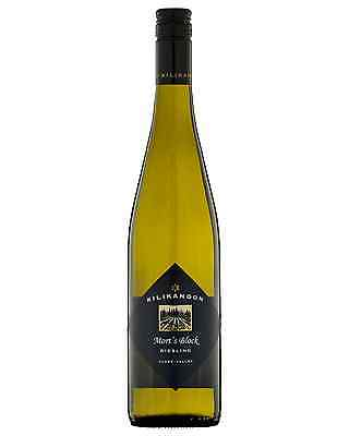 Kilikanoon Morts Block Riesling case of 12 Dry White Wine 750mL Clare Valley