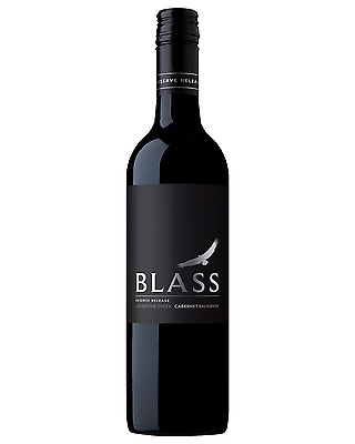 Blass Reserve Cabernet Sauvignon case of 6 Dry Red Wine 750mL Langhorne Creek
