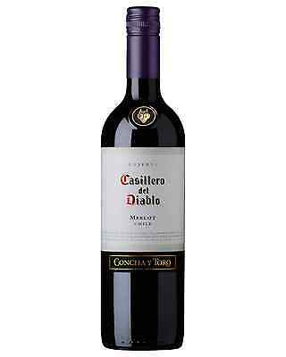 Casillero Del Diablo Merlot bottle Dry Red Wine 750mL