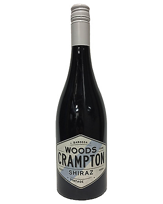 Woods Crampton Barossa Valley Shiraz case of 12 Dry Red Wine 750mL