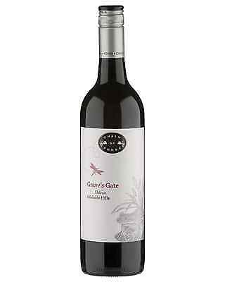 Chain Of Ponds Grave's Gate Shiraz bottle Dry Red Wine 750mL Adelaide Hills